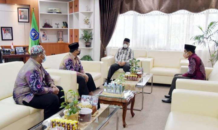 Bupati Fikry Beri Dukungan Penuh Kepada Saifullah